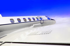 Private Jet Plane Royalty Free Stock Photos