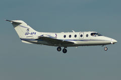 Private Jet Plane Stock Photos