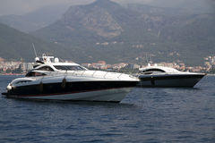 Free Private Luxury Yacht Royalty Free Stock Photos - 25977788