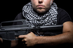 Free Private Military Contractor Mercenary Stock Image - 83576561
