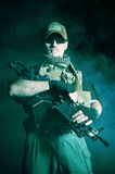 Private military contractor PMC Royalty Free Stock Photos