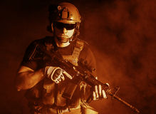 Private military contractor PMC Stock Photography