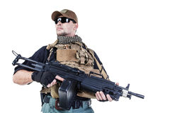 Private military contractor PMC Royalty Free Stock Photography