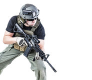 Private military contractor PMC Royalty Free Stock Image