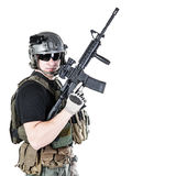 Private military contractor PMC Royalty Free Stock Images
