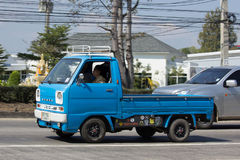 Private Mini Truck of Daihatsu Hijet Stock Photo