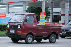 Private Mini Truck of Daihatsu Hijet Royalty Free Stock Images