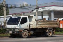 Private Mitsubishi Canter Dump Truck Stock Photos