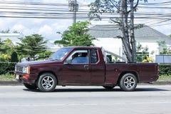 Private Mitsubishi Cyclone Pick up car. Royalty Free Stock Photography
