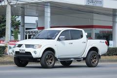 Private Mitsubishi Pick up car Stock Photography