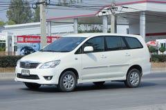 Private MPV Car, Toyota Innova. Stock Photos