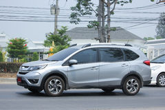 Private New suv car, Honda BRV Stock Photo