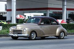 Private old Car. Ford Fordor Sedan Stock Photo