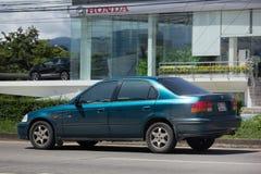 Private Old Car Honda Civic Stock Photos
