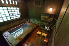 Private Onsen Stock Photography
