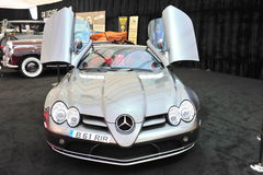 McLaren Mercedes SLR at SAMB 2013 Royalty Free Stock Image