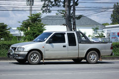 Private Pick up Car, Isuzu Dragon Power Stock Photography