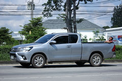 Private Pick up Car, Toyota New Hilux Revo Stock Photos