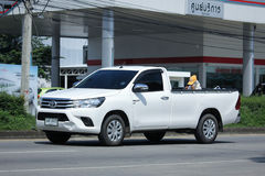 Private Pick up Car, Toyota New Hilux Revo Royalty Free Stock Image