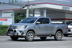 Private Pick up Car, Toyota New Hilux Revo Stock Images