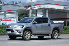 Private Pick up Car, Toyota New Hilux Revo Royalty Free Stock Photo