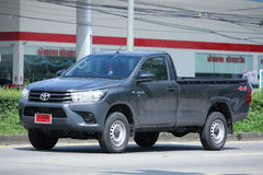 Private Pick up Car, Toyota New Hilux Revo Stock Photography
