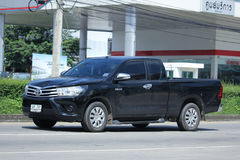 Private Pick up Car, Toyota New Hilux Revo. Royalty Free Stock Photography
