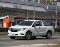 Private Pick up, Mazda BT50. Royalty Free Stock Photography