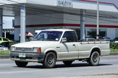 Private Pick up Truck, Old Mazda. Stock Images