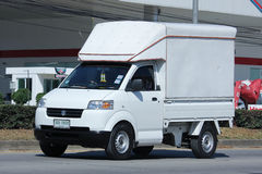 Private Pick up Truck, Suzuki Carry. Royalty Free Stock Images