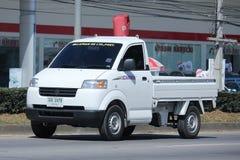 Private Pick up Truck, Suzuki Carry. Stock Photo