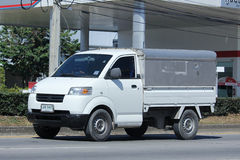 Private Pick up Truck, Suzuki Carry. Royalty Free Stock Image