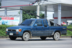 Private Pick up Truck, Toyota Hilux Tiger Stock Images