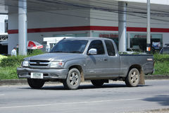 Private Pick up Truck, Toyota Hilux Tiger Stock Photography