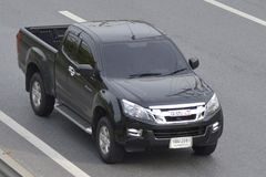 Private Pickup car,Isuzu D-Max truck royalty free stock photo