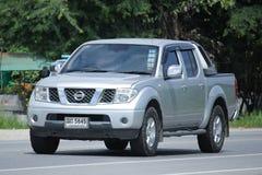 Private Pickup car, Nissan Navara. Royalty Free Stock Images