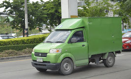 Private Pickup car Suzuki Carry Royalty Free Stock Photo