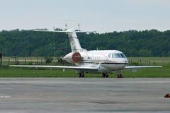 Private plane Hawker 4000 Stock Photo