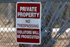 Free Private Property Stock Images - 424154
