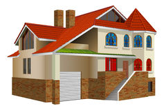 Private residence Stock Photography