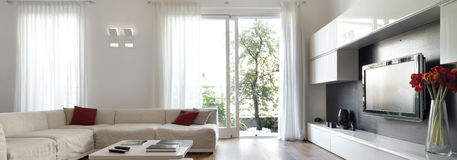 Private_residences Royalty Free Stock Photo