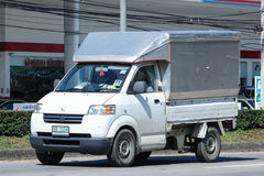 Private Suzuki Carry Pick up car. Stock Image