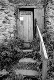 Private Tür Stockbilder