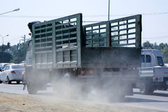 Private Truck Royalty Free Stock Photography