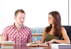 Private tuition Stock Image