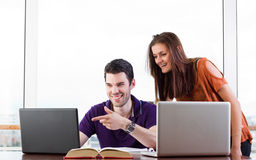 Private tuition Royalty Free Stock Image