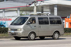 Private Van Car, Kia Pregio Στοκ Εικόνα