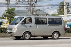 Private Van Car, Kia Pregio Στοκ φωτογραφίες με δικαίωμα ελεύθερης χρήσης