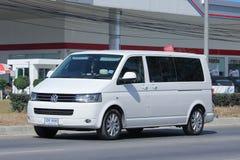 Private van, Volkswagen Transporter. Royalty Free Stock Photography