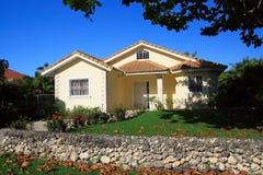 Private villa, Dominican Republic Royalty Free Stock Photography
